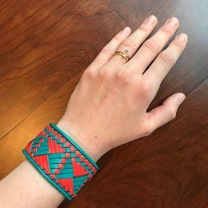 Rebecca Minkoff Woven Bracelet